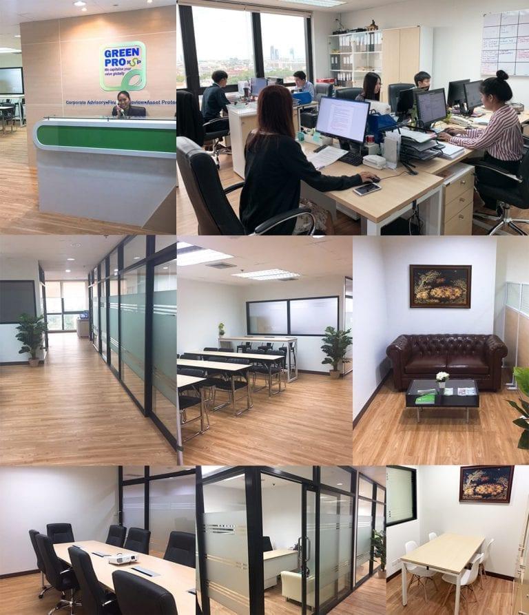 office-sathorn บริษัท-กรีนโปร-เคเอสพี-คอนซัลติ้ง-จำกัด